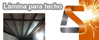 lamina para techo